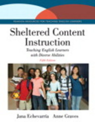 Sheltered Content Instruction 5th Edition 9780133754261 013375426X