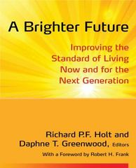 A Brighter Future 1st Edition 9780765634917 0765634910