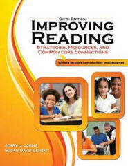 Improving Reading 6th Edition 9781465240125 1465240128