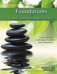 Foundations of Family and Consumer Sciences 2nd Edition 9781619602540 1619602547