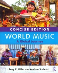 World Music Concise Edition 1st Edition 9781317974604 1317974603
