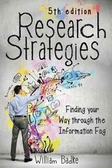 Research Strategies 5th Edition 9781491722336 1491722339