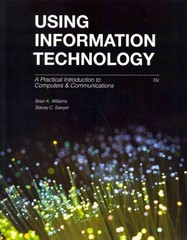 Using Information Technology 11th Edition 9780073516882 0073516880