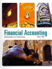 Financial Accounting: Information for Decisions 7th Edition 9780077844066 0077844068