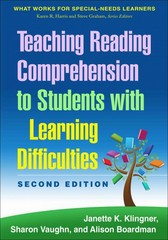 Teaching Reading Comprehension to Students with Learning Difficulties 2nd Edition 9781462517442 1462517447
