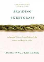 Braiding Sweetgrass 1st Edition 9781571313560 1571313567