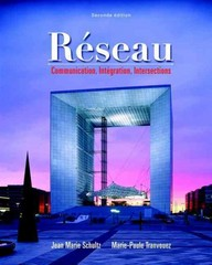 Réseau with MyFrenchLab (multi semester access) -- Access Card Package 2nd Edition 9780205949236 0205949231