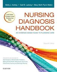 Nursing Diagnosis Handbook 11th Edition 9780323322249 0323322247