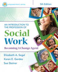 Empowerment Series: An Introduction to the Profession of Social Work 5th Edition 9781305465442 130546544X