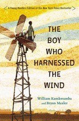 The Boy Who Harnessed the Wind 1st Edition 9780803740808 0803740808