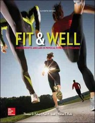 Fit & Well (Loose Leaf) 11th Edition 9780073523477 007352347X