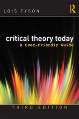 Critical Theory Today 3rd Edition 9780415506755 0415506751
