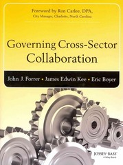 Governing Cross-Sector Collaboration 1st Edition 9781118845936 1118845935