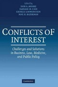 Conflicts of Interest 0 9780521844390 0521844398