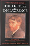 The Letters of D. H. Lawrence 0 9780521231176 0521231175