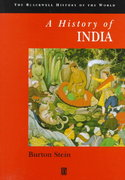 A History of India 1st edition 9780631205463 0631205462