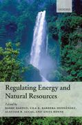 Regulating Energy and Natural Resources 0 9780199299874 0199299870