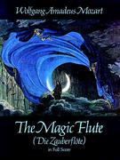 The Magic Flute in Full Score 15th edition 9780486247830 048624783X