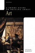 A Short Guide to Writing about Art 7th Edition 9780321101440 0321101448