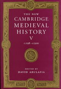 The New Cambridge Medieval History, C. 1198-C. 1300 0 9780521362894 052136289X