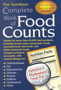 The NutriBase Complete Book of Food Counts 2nd ed. 2nd edition 9781583331071 1583331077