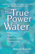 The True Power of Water 1st Edition 9781582701288 1582701288