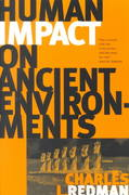 Human Impact on Ancient Environments 1st Edition 9780816519637 0816519633
