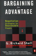 Bargaining for Advantage 1st Edition 9780140281910 0140281916
