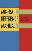 The Mineral Reference Manual 1st edition 9780412078118 0412078112