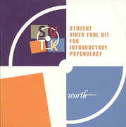 Worth Student Video Tool Kit for Introductory Psychology (DVD) 1st edition 9781429206921 1429206926