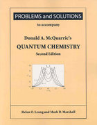 Quantum Chemistry 2nd Edition 9781891389528 1891389521