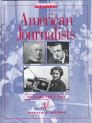 American Journalists 1st Edition 9780195099072 0195099079