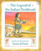 The Legend of the Indian Paintbrush 1st Edition 9780698113602 0698113608