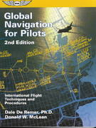 Global Navigation for Pilots 2nd edition 9781560273127 1560273127