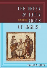 The Greek & Latin Roots of English 5th Edition 9781442233270 1442233273