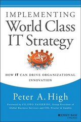 Implementing World Class IT Strategy 1st Edition 9781118634110 111863411X