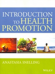Introduction to Health Promotion 1st Edition 9781118455289 1118455282
