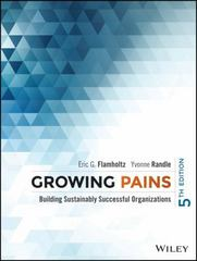 Growing Pains 5th Edition 9781118916414 1118916417
