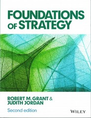 Foundations of Strategy 2nd Edition 9781118914700 1118914708