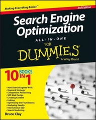 Search Engine Optimization All-in-One For Dummies 3rd Edition 9781118921753 1118921755