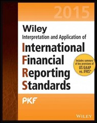 Wiley IFRS 2015: Interpretation and Application of International Financial Reporting Standards 12th Edition 9781118889558 111888955X