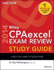 Wiley CPAexcel Exam Review 2014 Study Guide 12th Edition 9781118917909 1118917901