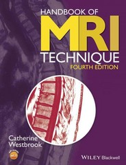 Handbook of MRI Technique 4th Edition 9781118661628 1118661621