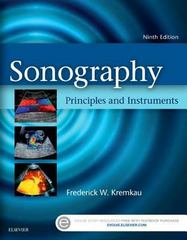 Sonography Principles and Instruments 9th Edition 9780323322713 0323322719