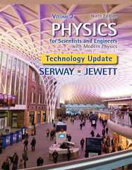 Physics for Scientists and Engineers, Technology Update 9th Edition 9781305804470 1305804473
