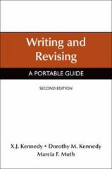 Writing and Revising 2nd Edition 9781457682339 1457682338