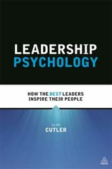 Leadership Psychology 1st Edition 9780749470814 074947081X