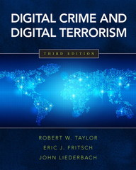 Digital Crime and Digital Terrorism 3rd Edition 9780133458909 0133458903