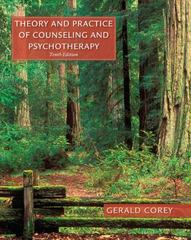 Theory and Practice of Counseling and Psychotherapy 10th Edition 9781305855953 1305855957