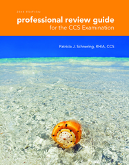 Professional Review Guide for the CCS Examinations, 2015 Edition 1st Edition 9781305686472 1305686470